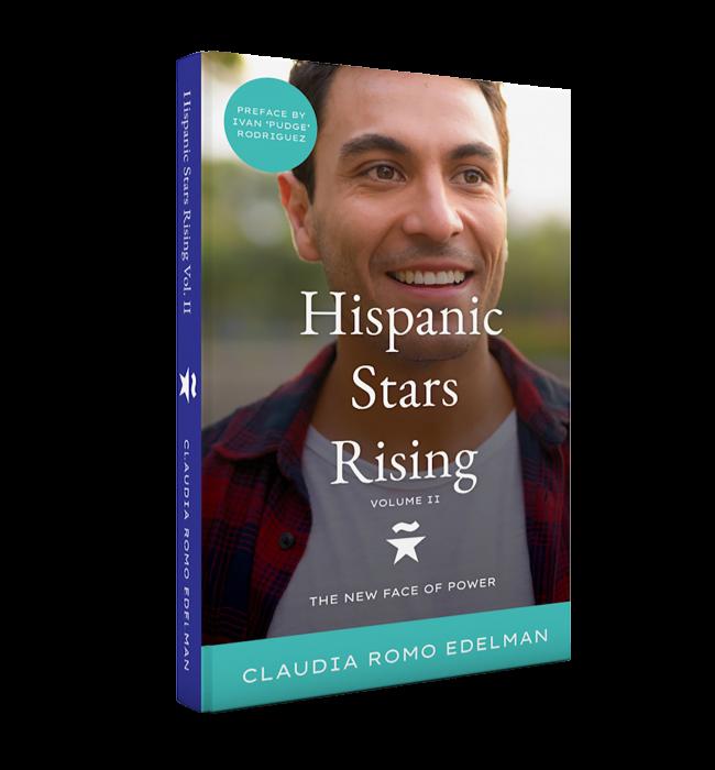 HISPANIC STARS RISING VOLUME II copy